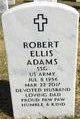 Profile photo:  Robert Ellis Adams