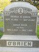 Profile photo:  Sarah Marie <I>O'Brien</I> Kelley