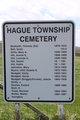Hague Township Cemetery