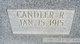 Profile photo:  Candler R. Pennington