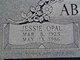 Profile photo:  Jessie Opal <I>Blanton</I> Abercrombie