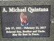 Profile photo:  A. Michael Quintana