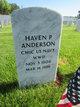Profile photo:  Haven Pomfret Anderson