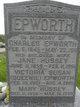 "Victoria Susan ""Queenie"" Epworth"