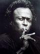 Profile photo:  Miles Davis