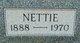 Nettie Blair
