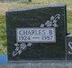 "Charles B. ""Sonny"" Schultz"