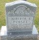 Alberta F Poisel
