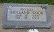 Phyllis <I>Holland</I> Cook