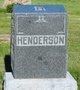 Rachel Ann <I>Livingston</I> Henderson