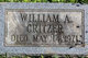 "Profile photo:  William ""Abraham"" Critzer"