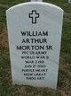 """William Arthur """"Aut"""" Morton Sr."""