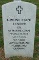 Edmond Joseph Yandow