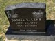 "Profile photo:  Daniel Stephen ""Dan"" Lehr"