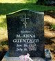 Margarite Anna <I>Murphey</I> Guenther