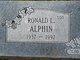 Ronald Lee Alphin