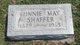 Minnie May <I>Knisell</I> Shaffer