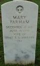 Mary Estelle <I>Parham</I> Sherrer