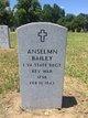Pvt Anselmn Bailey