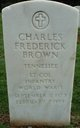 LTC Charles Frederick Brown