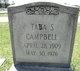 Tava Saludia <I>Harp</I> Campbell