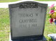 Thomas Woodrow Campbell