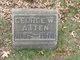 Profile photo:  George W Auten