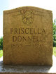 Profile photo:  Priscella Donnell