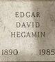 Profile photo:  Edgar David Hegamin