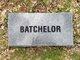 Profile photo:  Batchelor