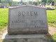 Profile photo:  Margaret Elizabeth <I>Hornaday</I> Borem