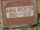 Profile photo:  Anna Brenton