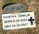 Martha Ann <I>Cooper</I> Conklin