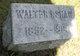 Walter I Shaw