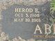 Herod Ely Abbott, Sr