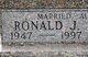 Ronald James Maneeley