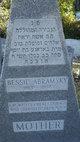 Profile photo:  Bessie <I>Siegel</I> Abramsky