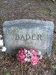 Profile photo:  Bader