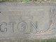 "Profile photo:  Ethel Frances ""Frances"" <I>Poole</I> Covington"