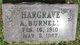 Profile photo:  A Burnell Hargrave