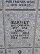 Profile photo:  Genevieve Erma <I>Balke</I> Barney