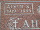 Profile photo:  Alvin S. Ahlman