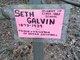 "Profile photo:  Patrick Saturnine ""Seth"" Galvin"