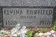 Elvina A. <I>Burfield</I> Karl
