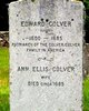 """Profile photo:  Edward Allyn """"Edward"""" Colver"""