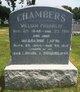 Profile photo:  Margaret Latta Chambers