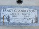 Brady Craig Anderson