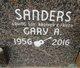 Gary A. Sanders