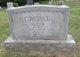 Profile photo:  Francis R Creble