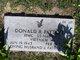 CPO Donald Roy Patton